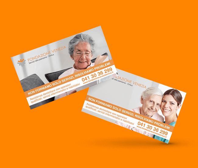 realizzazioen brochure pieghevoli case di cura